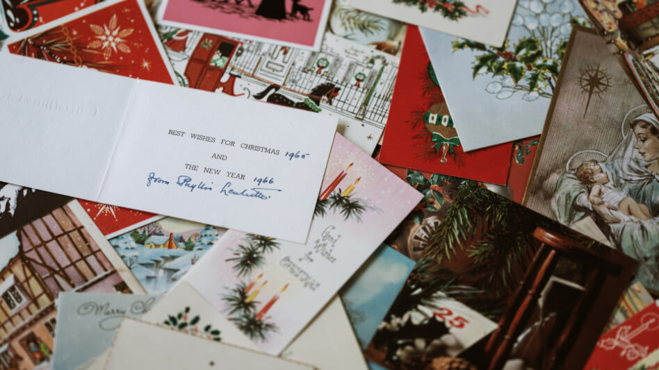 Why Send Ecards Instead Of Traditional Paper Cards This Christmas Eco2 Greetings
